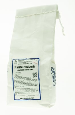 Frambozencakemix (500 gram)