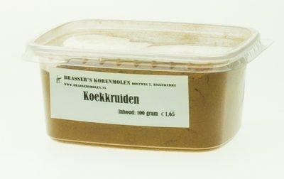 Koekkruiden  (100 gram)