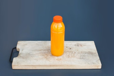 1/2 Liter vers geperste jus d' orange