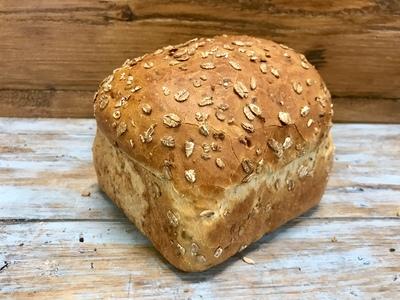 Spelt brood mais (breed)