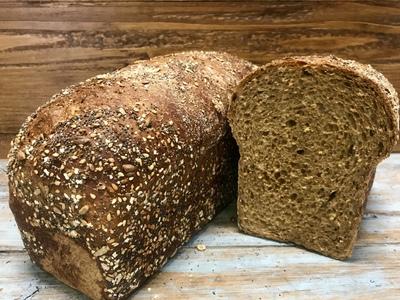 Spelt brood puur