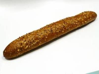 Stokbrood Waldkorn, afgebakken