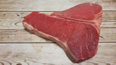 T-Bone Steak, lekker én groot voor op de BBQ