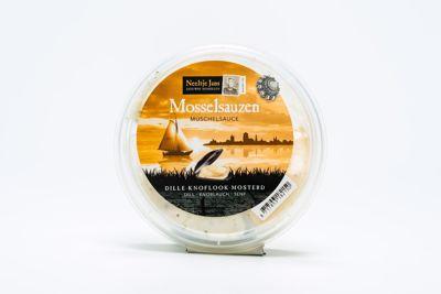 Neeltje Jans Mosselen trio mosselsaus