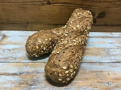 Waldcorn stokbrood voorgebakken