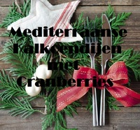 Med. Kalkoendijen met Cranberries, bestelbaar, 23&24 dec. op te halen
