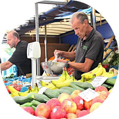 Bakker Groente en Fruithandel